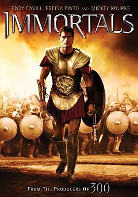 Cover image for Immortals