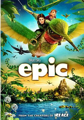 Cover image for Epic