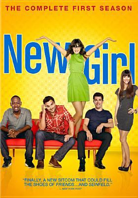 Cover image for New girl. The complete first season