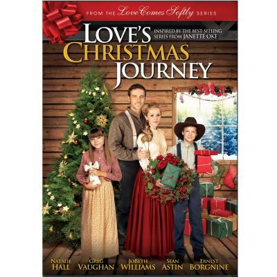 Cover image for Love's Christmas journey