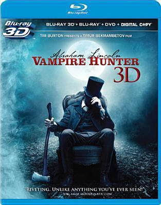 Cover image for Abraham Lincoln, vampire hunter