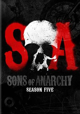 Cover image for Sons of Anarchy. Season five