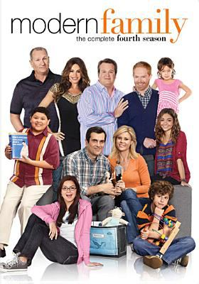 Cover image for Modern family. the complete fourth season