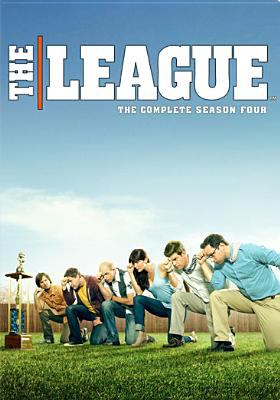 Cover image for The league. The complete season four