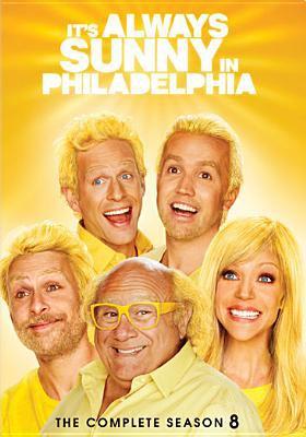 Cover image for It's always sunny in Philadelphia. Season 8