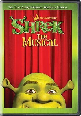 Cover image for Shrek, the musical.