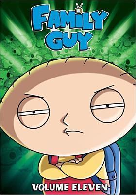 Cover image for Family guy. Volume 11. Season 10