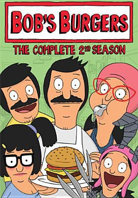 Cover image for Bob's Burgers. The complete 2nd season