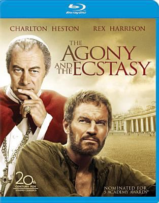 Cover image for The agony and the ecstasy.