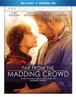 Cover image for Far from the madding crowd.
