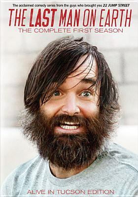 Cover image for The last man on Earth. The complete first season.