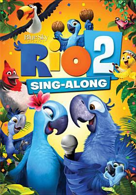 Cover image for Rio 2 : sing-along