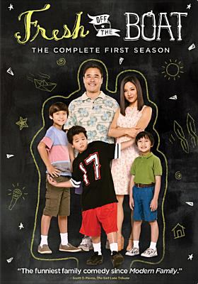 Cover image for Fresh off the boat. The complete first season.