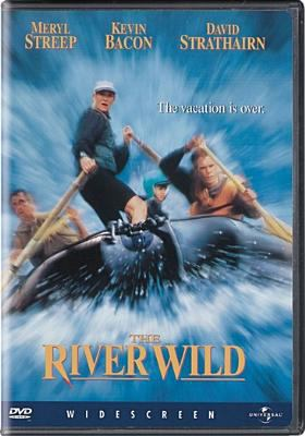 Cover image for The river wild