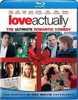 Cover image for Love actually