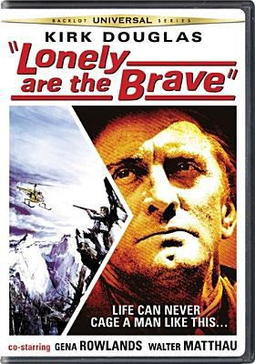 Cover image for Lonely are the brave