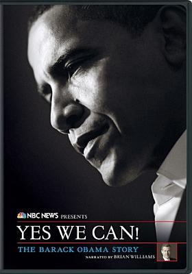 Cover image for Yes we can! the Barack Obama story.