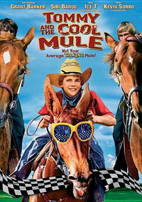 Cover image for Tommy and the cool mule