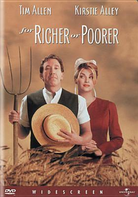 Cover image for For richer or poorer