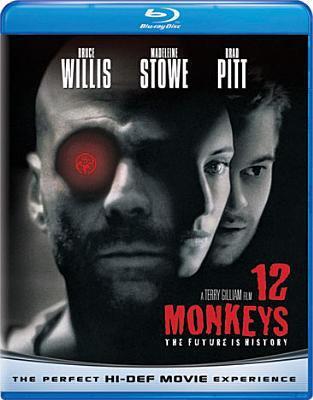 Cover image for 12 monkeys