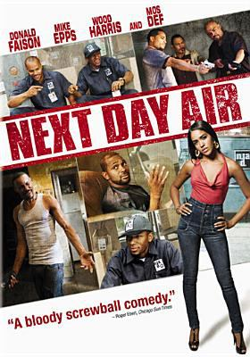 Cover image for Next day air