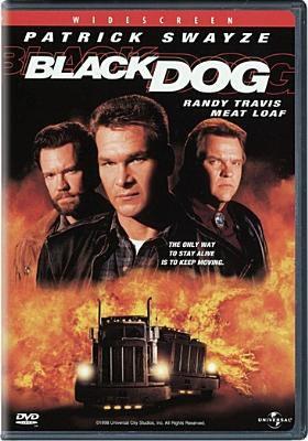 Cover image for Black dog