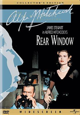 Cover image for Alfred Hitchcock's rear window