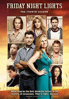 Cover image for Friday night lights. The fourth season