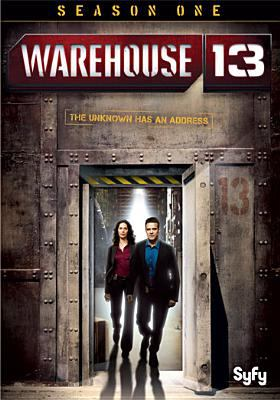 Cover image for Warehouse 13. Season one