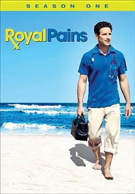 Cover image for Royal pains. Season one