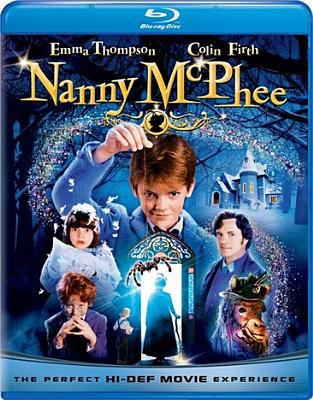 Cover image for Nanny McPhee