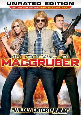 Cover image for MacGruber