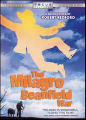 Cover image for The Milagro beanfield war