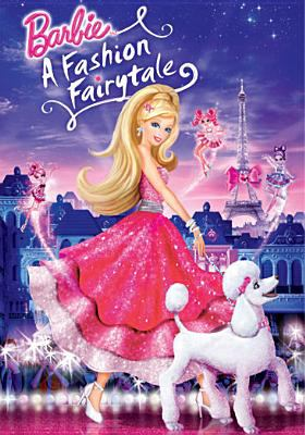 Cover image for Barbie. A fashion fairytale