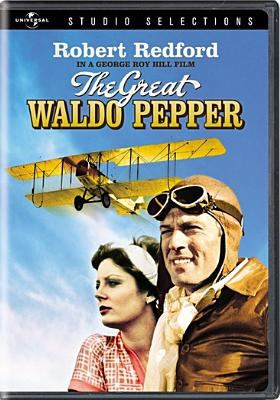 Cover image for The Great Waldo Pepper