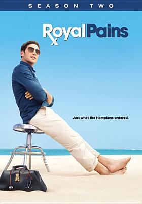 Cover image for Royal pains. Season two