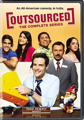 Cover image for Outsourced. The complete series