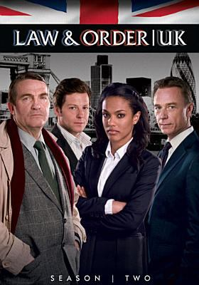 Cover image for Law & order UK. Season two