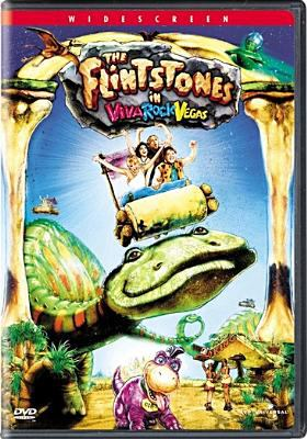 Cover image for The Flintstones in Viva Rock Vegas