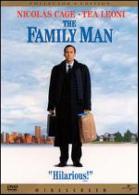 Cover image for The family man