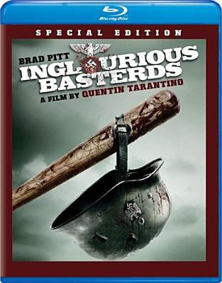Cover image for Inglourious basterds