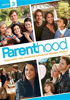 Cover image for Parenthood. Season 3