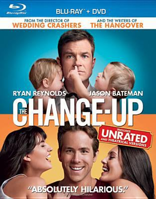 Cover image for The change-up