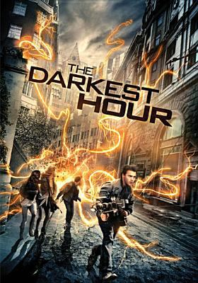 Cover image for The darkest hour