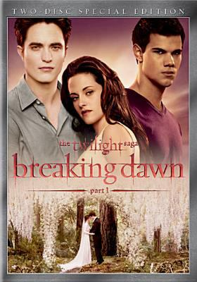Cover image for The twilight saga. Breaking dawn, part 1