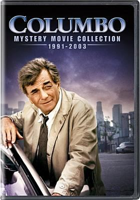 Cover image for Columbo. Mystery movie collection. 1991-2003.