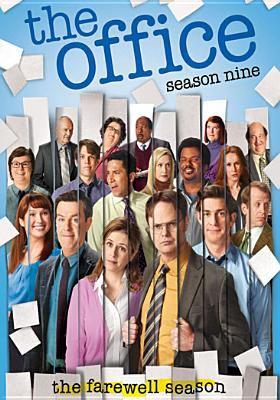 Cover image for The office. Season nine the farewell season