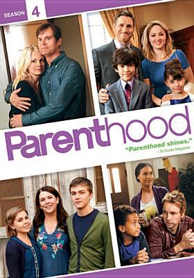 Cover image for Parenthood. Season 4