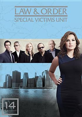 Cover image for Law & order: Special Victims Unit. Year fourteen