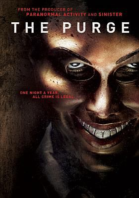 Cover image for The purge
